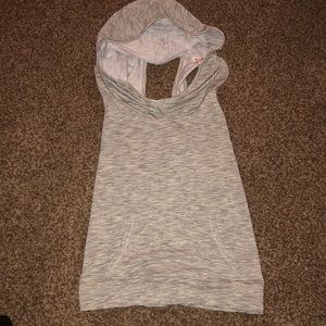 NWOT Mossimo Gray Workout Tank